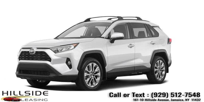 Used Toyota RAV4 LE AWD (Natl) 2021   Hillside Auto Outlet. Jamaica, New York