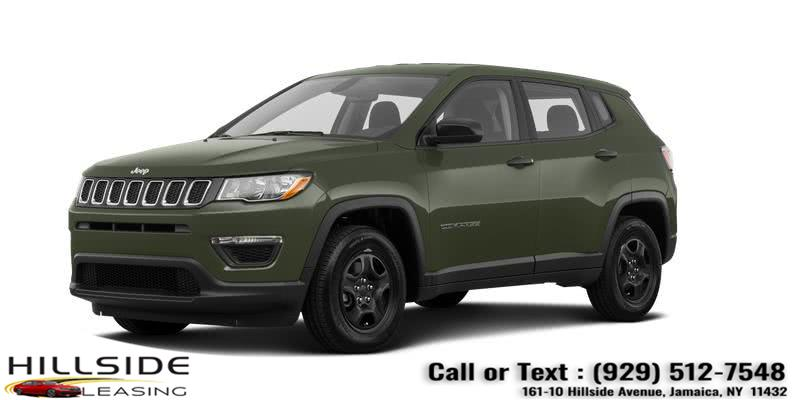 Used Jeep Compass Limited 4x4 2020 | Hillside Auto Outlet. Jamaica, New York