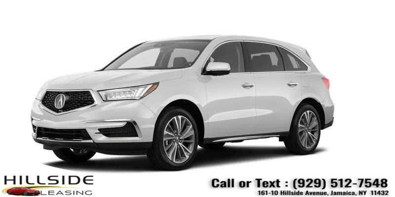 Used Acura MDX SH-AWD 7-Passenger w/Technology Pkg 2020 | Hillside Auto Outlet. Jamaica, New York