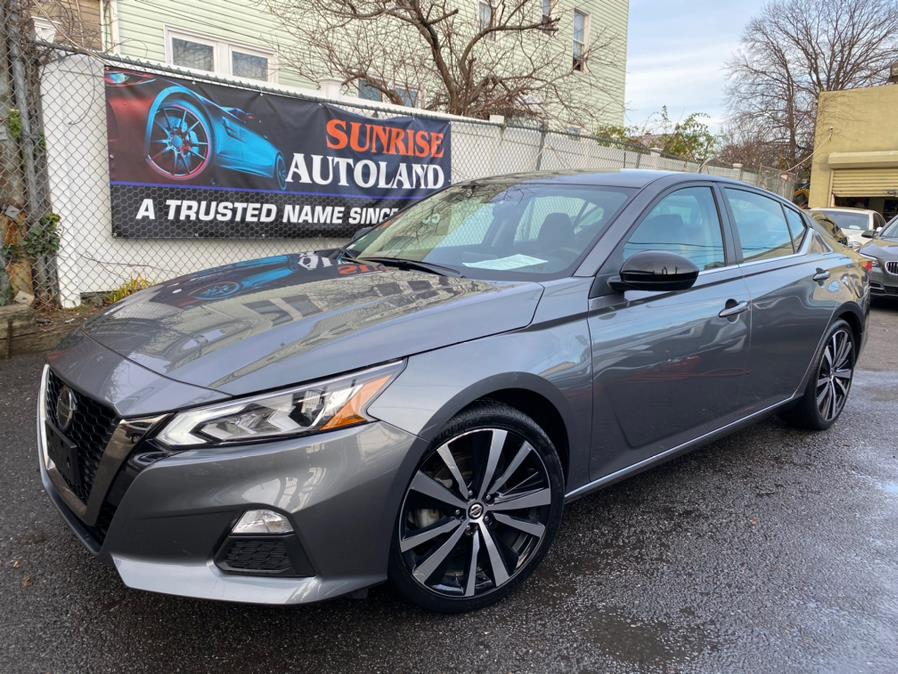 Used 2020 Nissan Altima in Jamaica, New York | Sunrise Autoland. Jamaica, New York