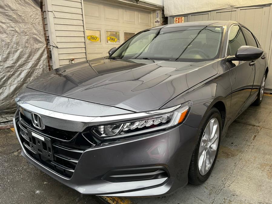 Used Honda Accord Sedan LX 1.5T CVT 2018 | JC Lopez Auto Sales Corp. Port Chester, New York