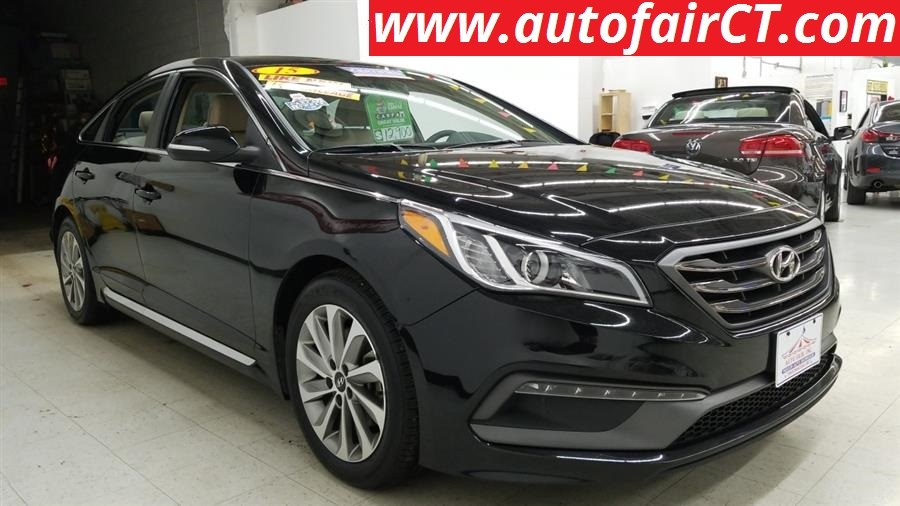 Used 2015 Hyundai Sonata in West Haven, Connecticut