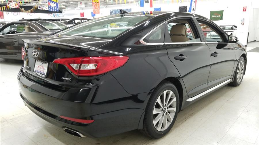 2015 Hyundai Sonata 4dr Sdn 2.4L Sport, available for sale in West Haven, CT