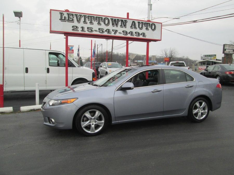 Used 2012 Acura TSX in Levittown, Pennsylvania | Levittown Auto. Levittown, Pennsylvania