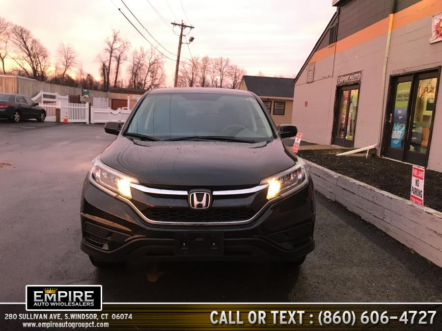 Used 2016 Honda CR-V in S.Windsor, Connecticut | Empire Auto Wholesalers. S.Windsor, Connecticut