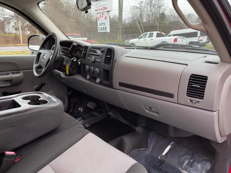"Used GMC Sierra 2500HD 4WD Crew Cab 153"" SLT 2008 | Toro Auto. East Windsor, Connecticut"