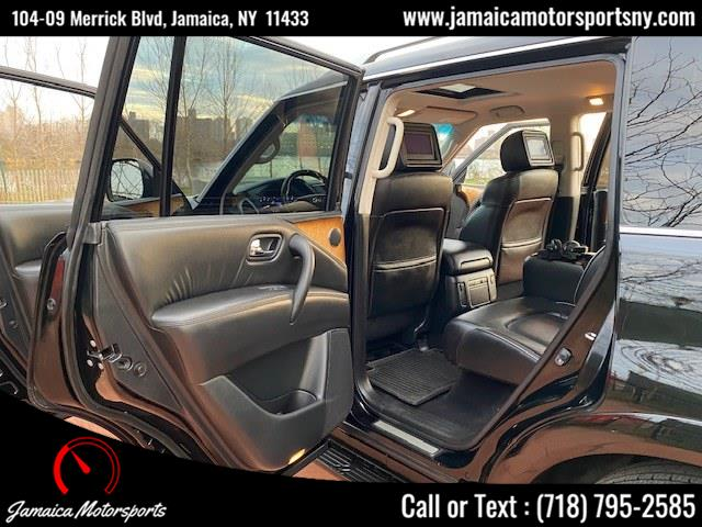 Used Infiniti QX56 4WD 4dr *Ltd Avail* 2013 | Jamaica Motor Sports . Jamaica, New York