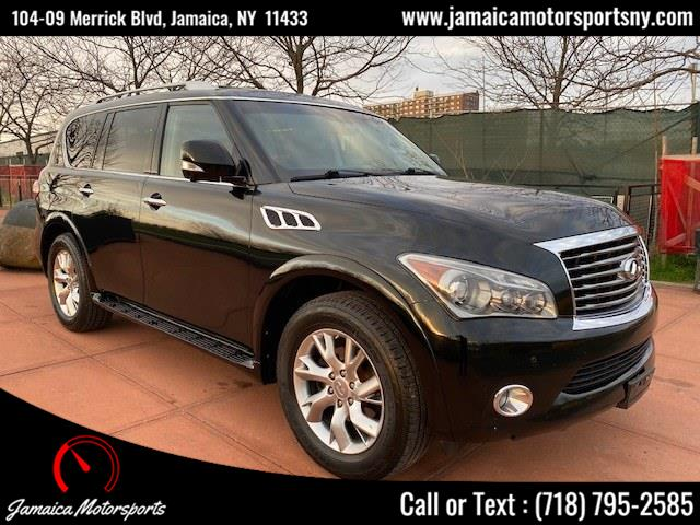 Used 2013 Infiniti QX56 in Jamaica, New York | Jamaica Motor Sports . Jamaica, New York