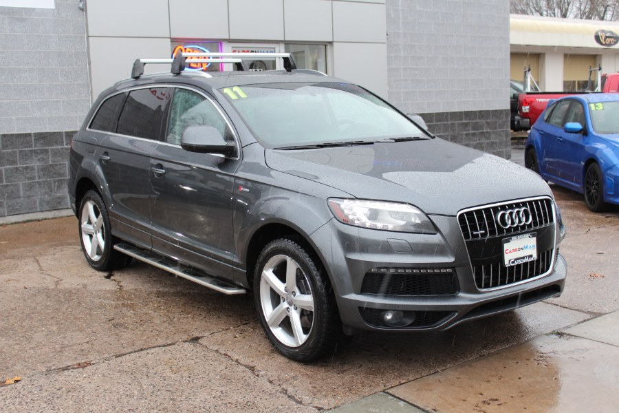Used 2011 Audi Q7 in Manchester, Connecticut | Carsonmain LLC. Manchester, Connecticut