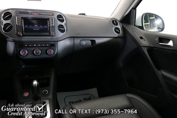 Used Volkswagen Tiguan 2.0T 2017 | City Motor Group Inc.. Haskell, New Jersey