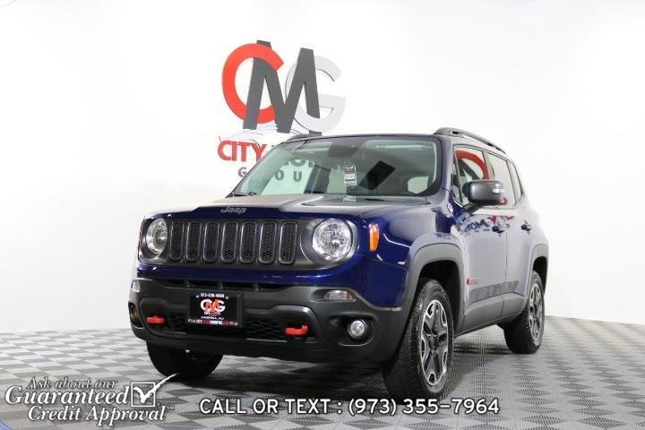 Used 2016 Jeep Renegade in Haskell, New Jersey | City Motor Group Inc.. Haskell, New Jersey