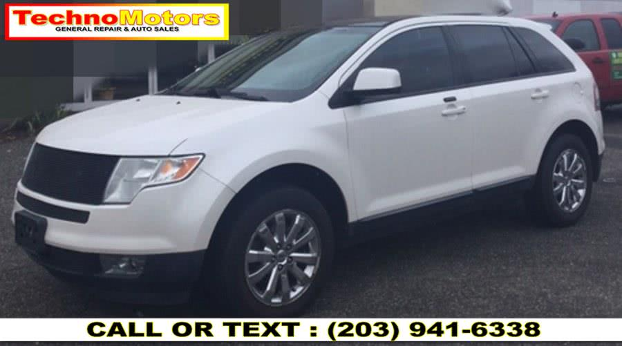 Used Ford Edge 4dr SEL AWD 2010 | Techno Motors . Danbury , Connecticut