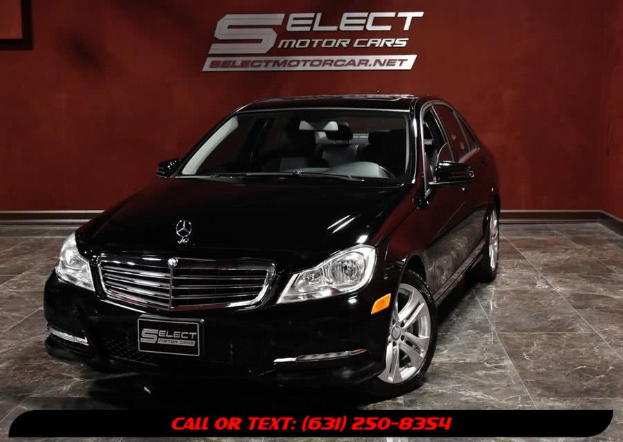 Used 2012 Mercedes-benz C-class in Deer Park, New York | Select Motor Cars. Deer Park, New York