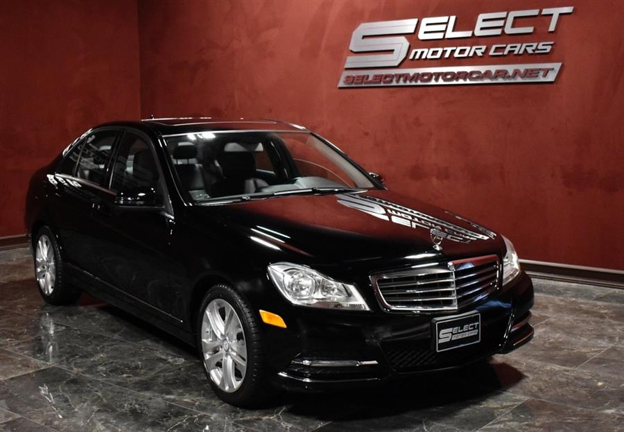 Used Mercedes-benz C-class C 300 Luxury 4MATIC 2012   Select Motor Cars. Deer Park, New York