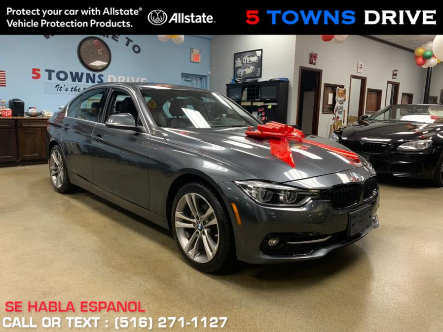 Used BMW 3 Series 330i xDrive Sedan 2017 | 5 Towns Drive. Inwood, New York