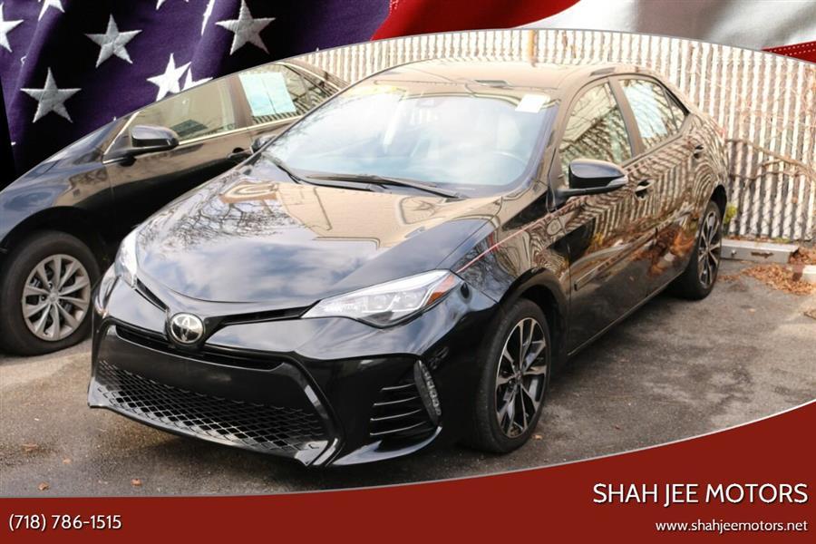 Used 2018 Toyota Corolla in Woodside, New York | SJ Motors. Woodside, New York