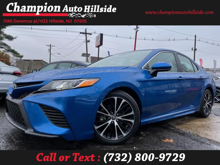 Used 2020 Toyota Camry in Hillside, New Jersey | Champion Auto Hillside. Hillside, New Jersey