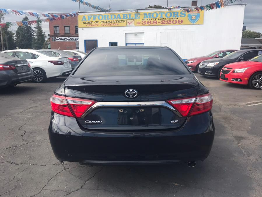 Used Toyota Camry SE 2015 | Affordable Motors Inc. Bridgeport, Connecticut