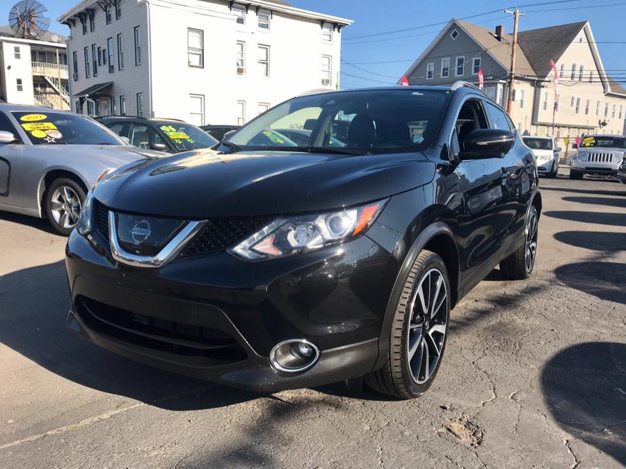 Used 2017 Nissan Rogue Sport in Bridgeport, Connecticut | Affordable Motors Inc. Bridgeport, Connecticut