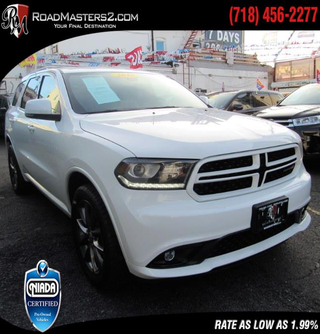 Used 2018 Dodge Durango in Middle Village, New York | Road Masters II INC. Middle Village, New York