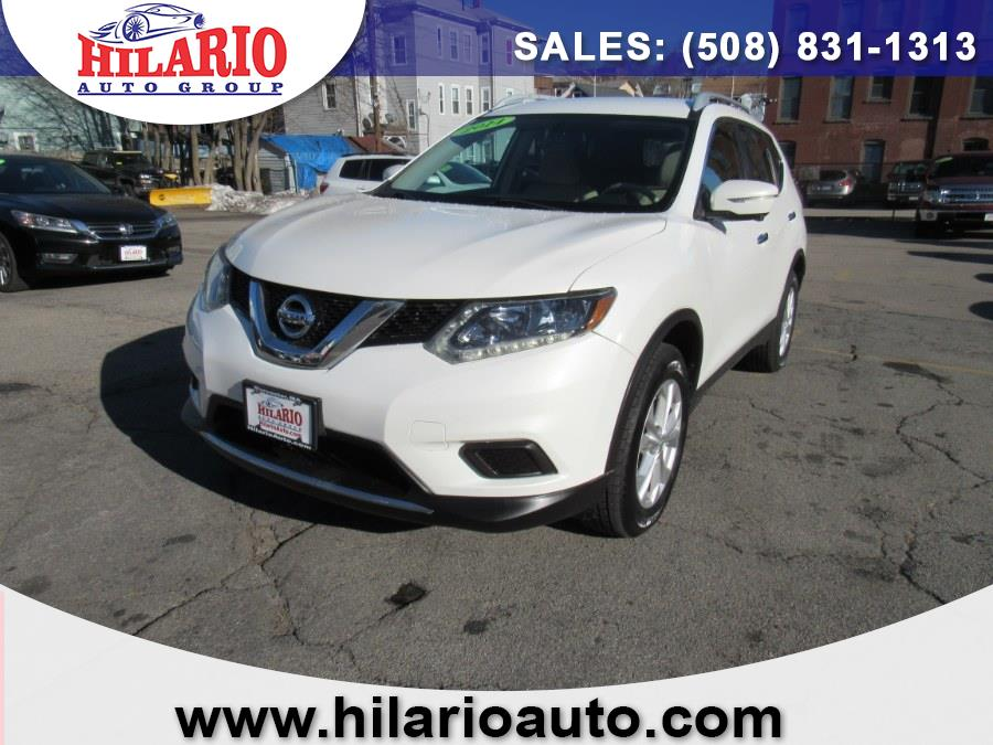 Used 2014 Nissan Rogue in Worcester, Massachusetts | Hilario's Auto Sales Inc.. Worcester, Massachusetts