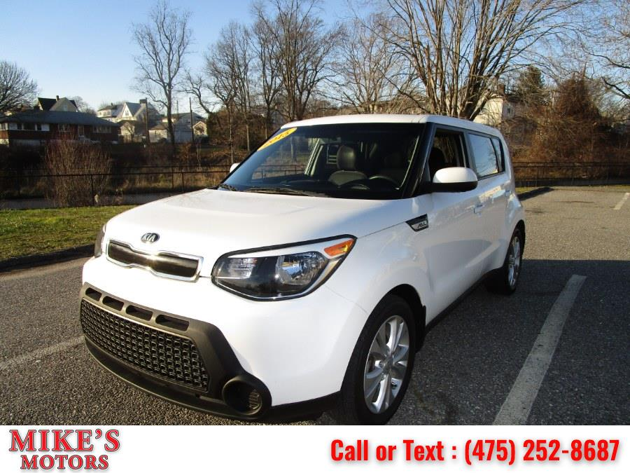 Used Kia Soul 5dr Wgn Auto + 2015 | Mike's Motors LLC. Stratford, Connecticut