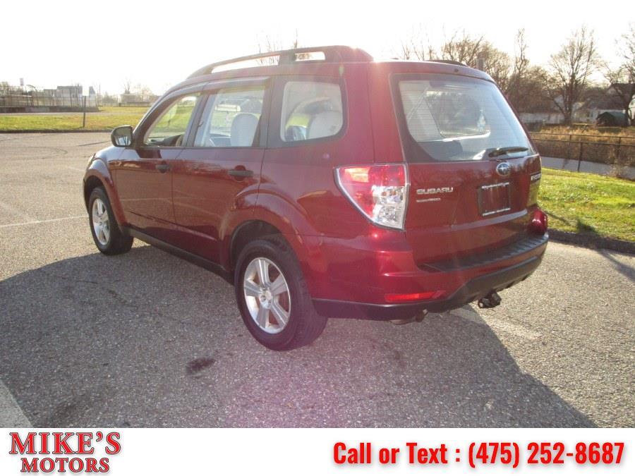 Used Subaru Forester 4dr Auto 2.5X w/Alloy Wheel Value Pkg 2011 | Mike's Motors LLC. Stratford, Connecticut