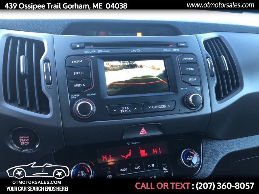 Used Kia Sportage AWD 4dr EX 2013 | Ossipee Trail Motor Sales. Gorham, Maine
