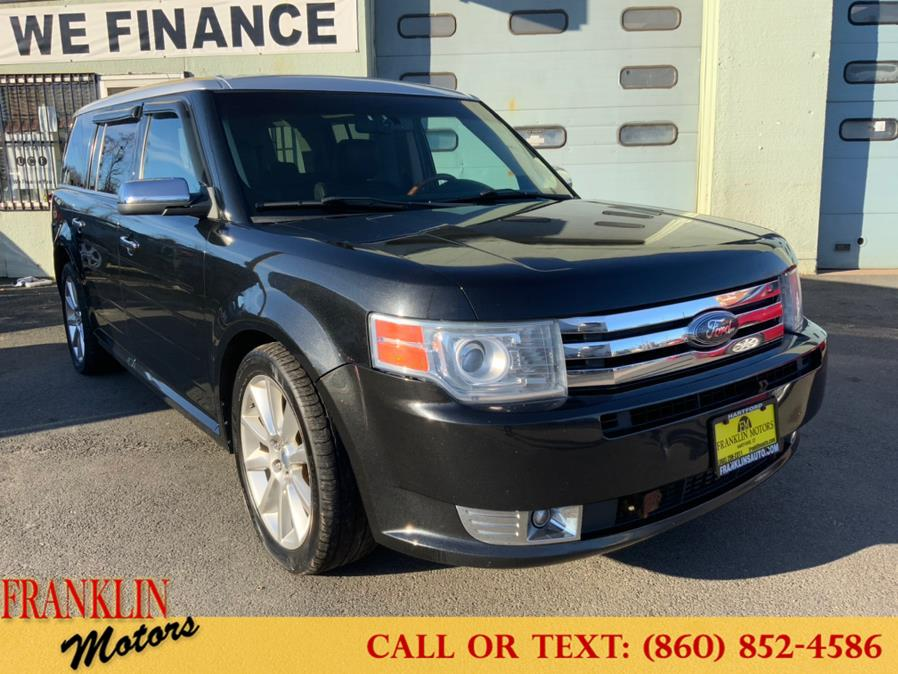 Used 2010 Ford Flex in Hartford, Connecticut | Franklin Motors Auto Sales LLC. Hartford, Connecticut