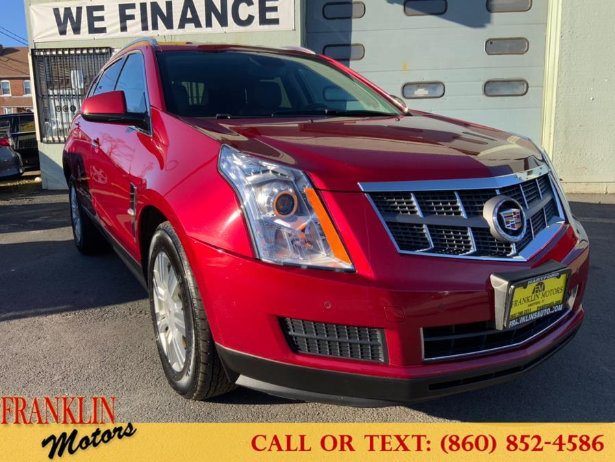 Used 2012 Cadillac SRX in Hartford, Connecticut | Franklin Motors Auto Sales LLC. Hartford, Connecticut