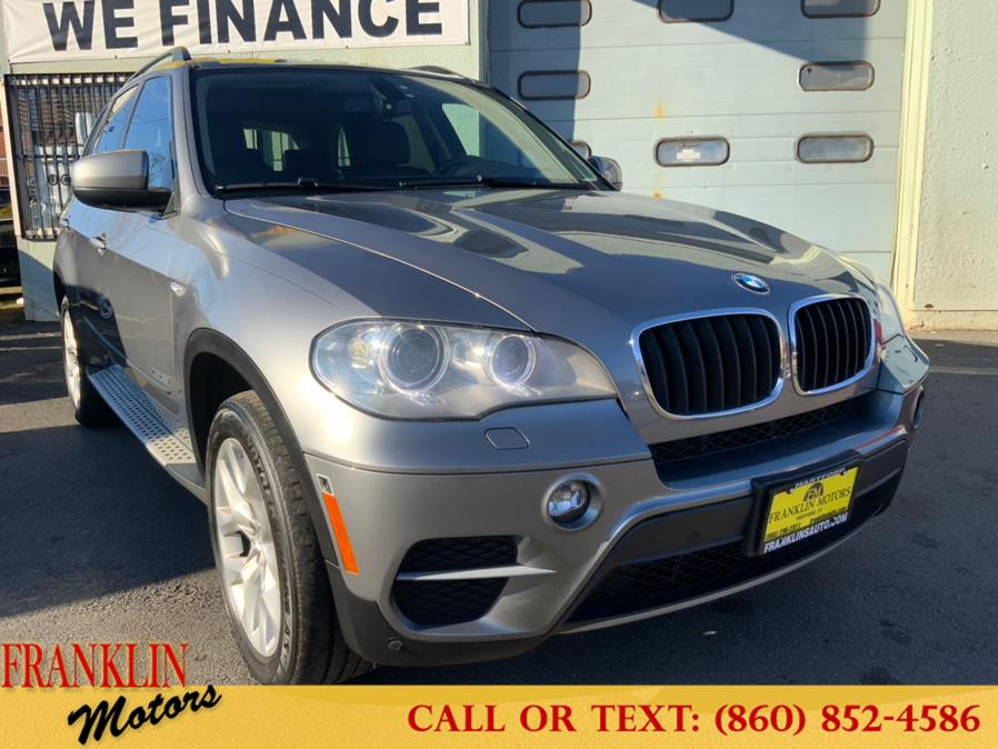 Used 2013 BMW X5 in Hartford, Connecticut | Franklin Motors Auto Sales LLC. Hartford, Connecticut