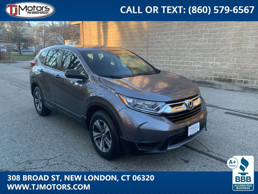 Used 2018 Honda CR-V in New London, Connecticut | TJ Motors. New London, Connecticut