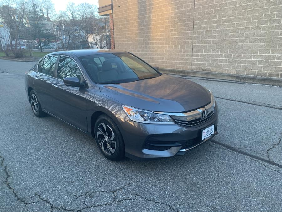 Used Honda Accord Sedan LX 2017 | TJ Motors. New London, Connecticut