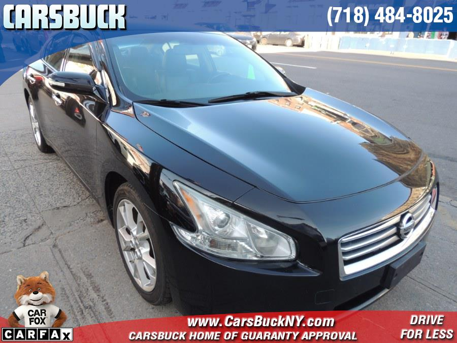 Used 2014 Nissan Maxima in Brooklyn, New York | Carsbuck Inc.. Brooklyn, New York