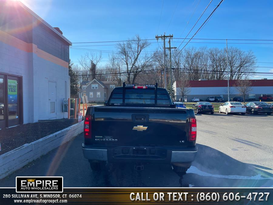 "Used Chevrolet Silverado 1500 4WD Ext Cab 143.5"" LS 2011 