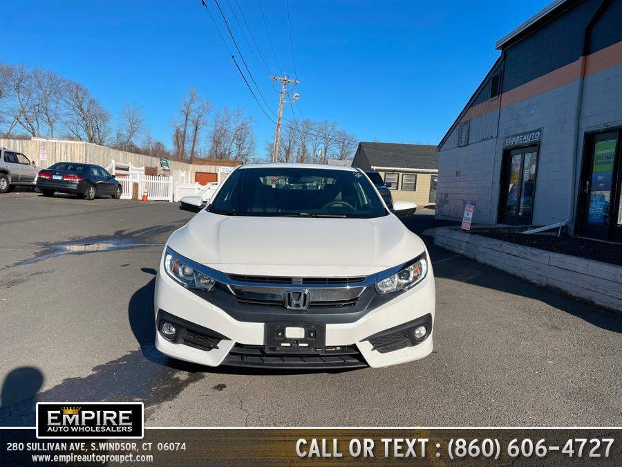 Used Honda Civic Coupe EX-T CVT 2017 | Empire Auto Wholesalers. S.Windsor, Connecticut