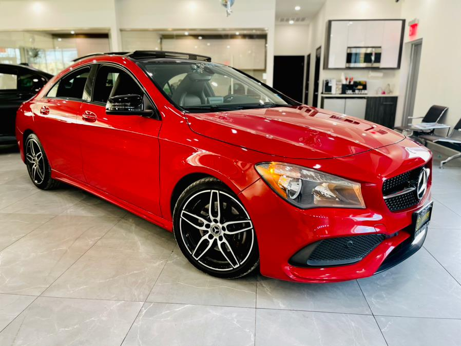 Used Mercedes-Benz CLA CLA 250 4MATIC Coupe 2018 | Luxury Motor Club. Franklin Square, New York