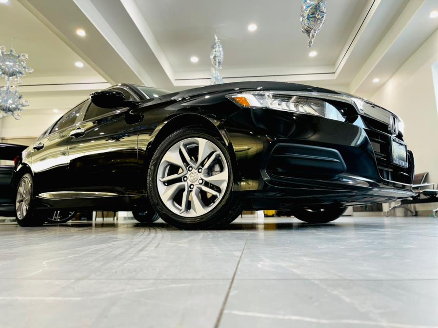 Used Honda Accord Sedan LX 1.5T CVT 2018 | Luxury Motor Club. Franklin Square, New York
