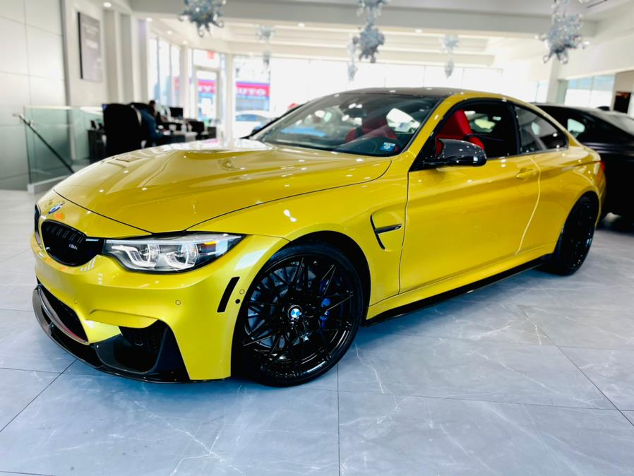 Used BMW M4 Coupe 2019 | Luxury Motor Club. Franklin Square, New York