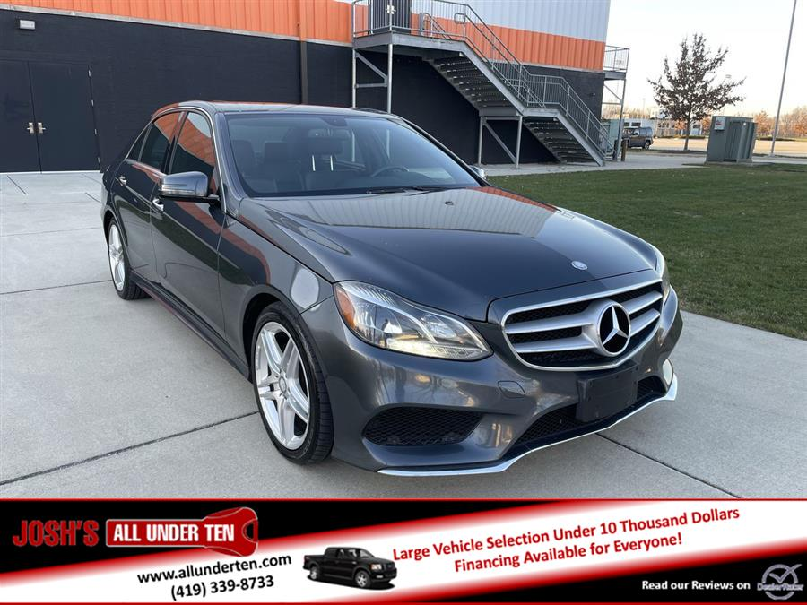 Used 2014 Mercedes-Benz E-Class in Elida, Ohio | Josh's All Under Ten LLC. Elida, Ohio