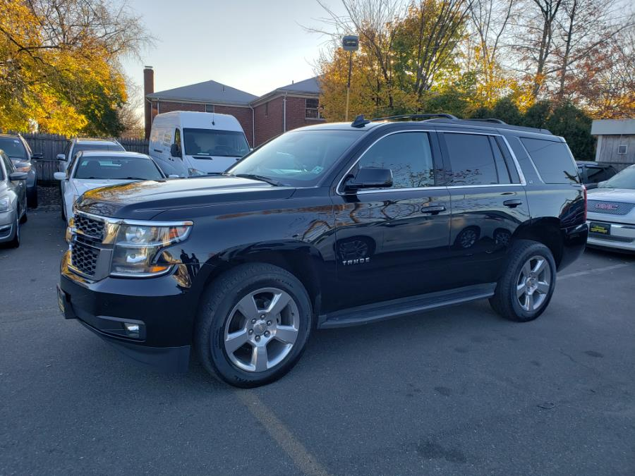Used Chevrolet Tahoe 4WD 4dr LT 2017 | Victoria Preowned Autos Inc. Little Ferry, New Jersey