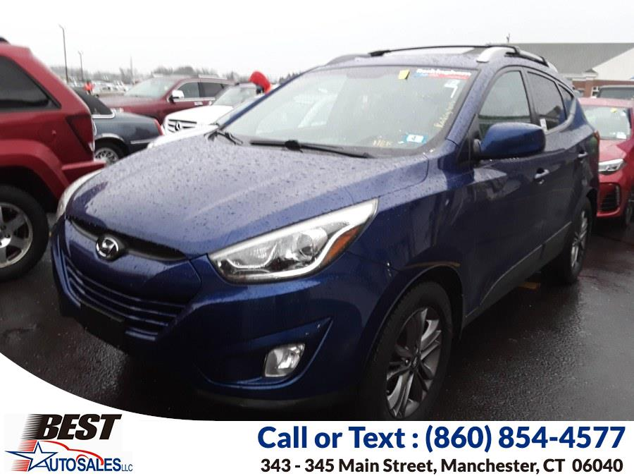Used Hyundai Tucson AWD 4dr Limited 2014 | Best Auto Sales LLC. Manchester, Connecticut