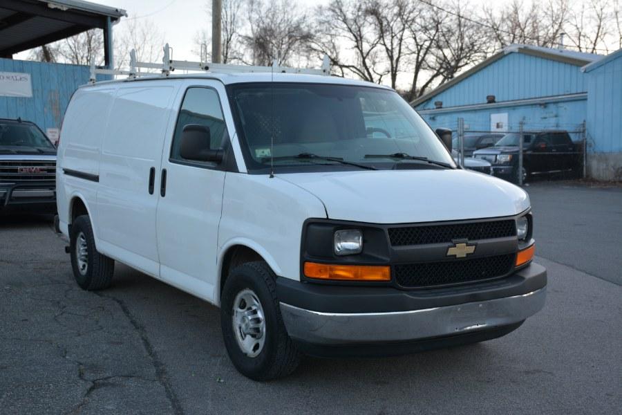Used 2013 Chevrolet Express Cargo Van in Ashland , Massachusetts | New Beginning Auto Service Inc . Ashland , Massachusetts