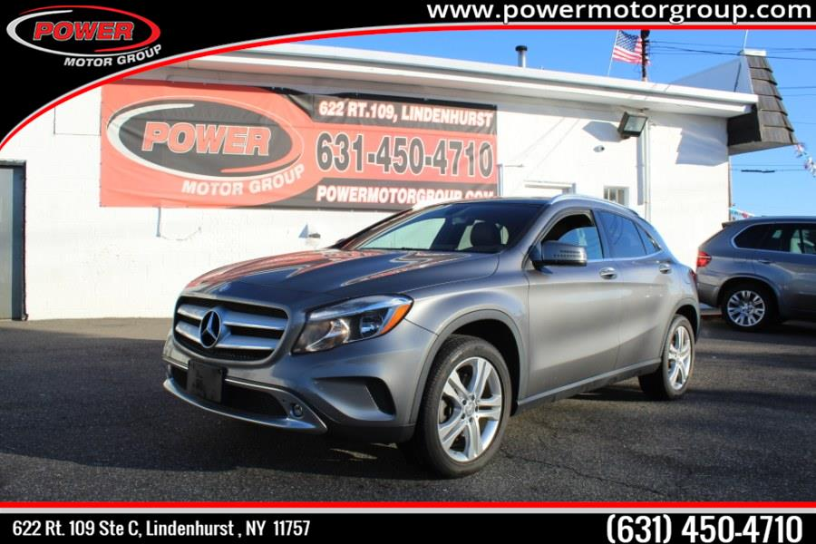 Used 2016 Mercedes-Benz GLA in Lindenhurst , New York | Power Motor Group. Lindenhurst , New York