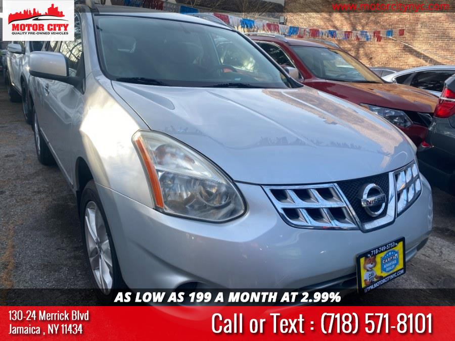 Used 2012 Nissan Rogue in Jamaica, New York | Motor City. Jamaica, New York
