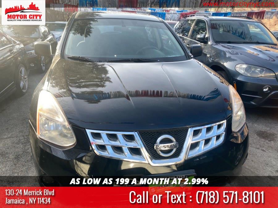 Used Nissan Rogue AWD 4dr SL 2013   Motor City. Jamaica, New York