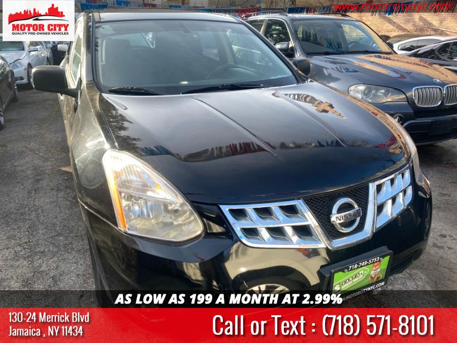 Used Nissan Rogue AWD 4dr SL 2013 | Motor City. Jamaica, New York