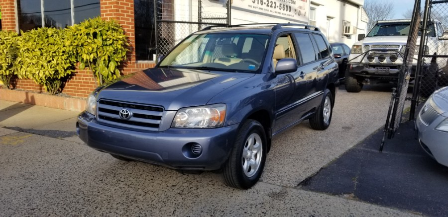 Used 2005 Toyota Highlander in Baldwin, New York | Carmoney Auto Sales. Baldwin, New York