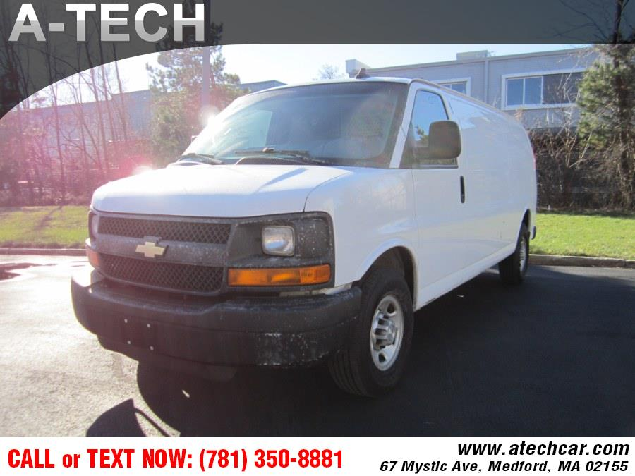 Used 2016 Chevrolet Express Cargo Van in Medford, Massachusetts | A-Tech. Medford, Massachusetts