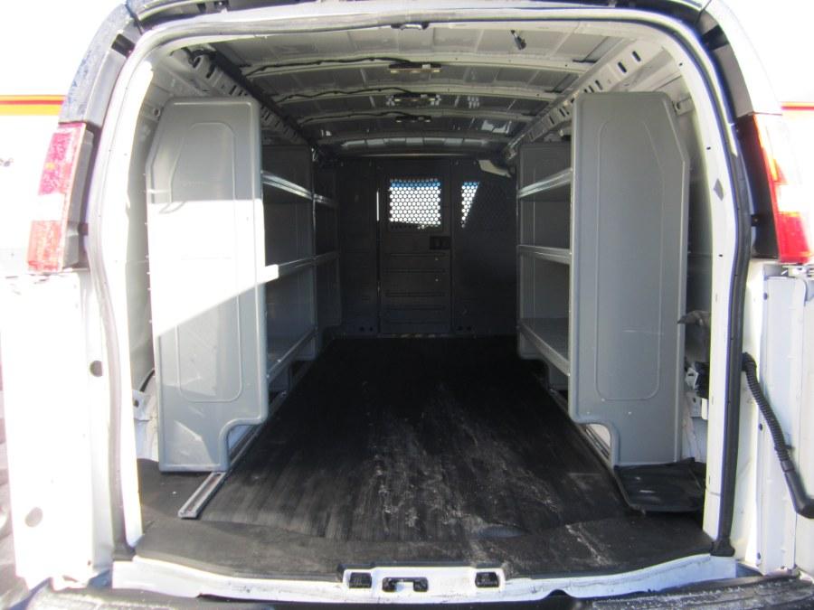 "Used Chevrolet Express Cargo Van RWD 2500 155"" 2016 | A-Tech. Medford, Massachusetts"